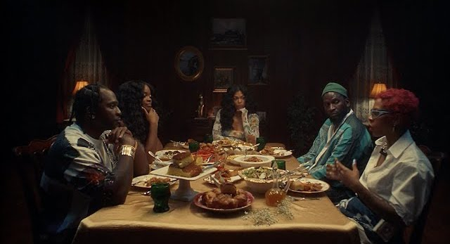 Frequency Sunday Dinner: DMV (Feat. Rico Nasty, Ari Lennox, Big G, Pusha T & DJ Domo) (Video)