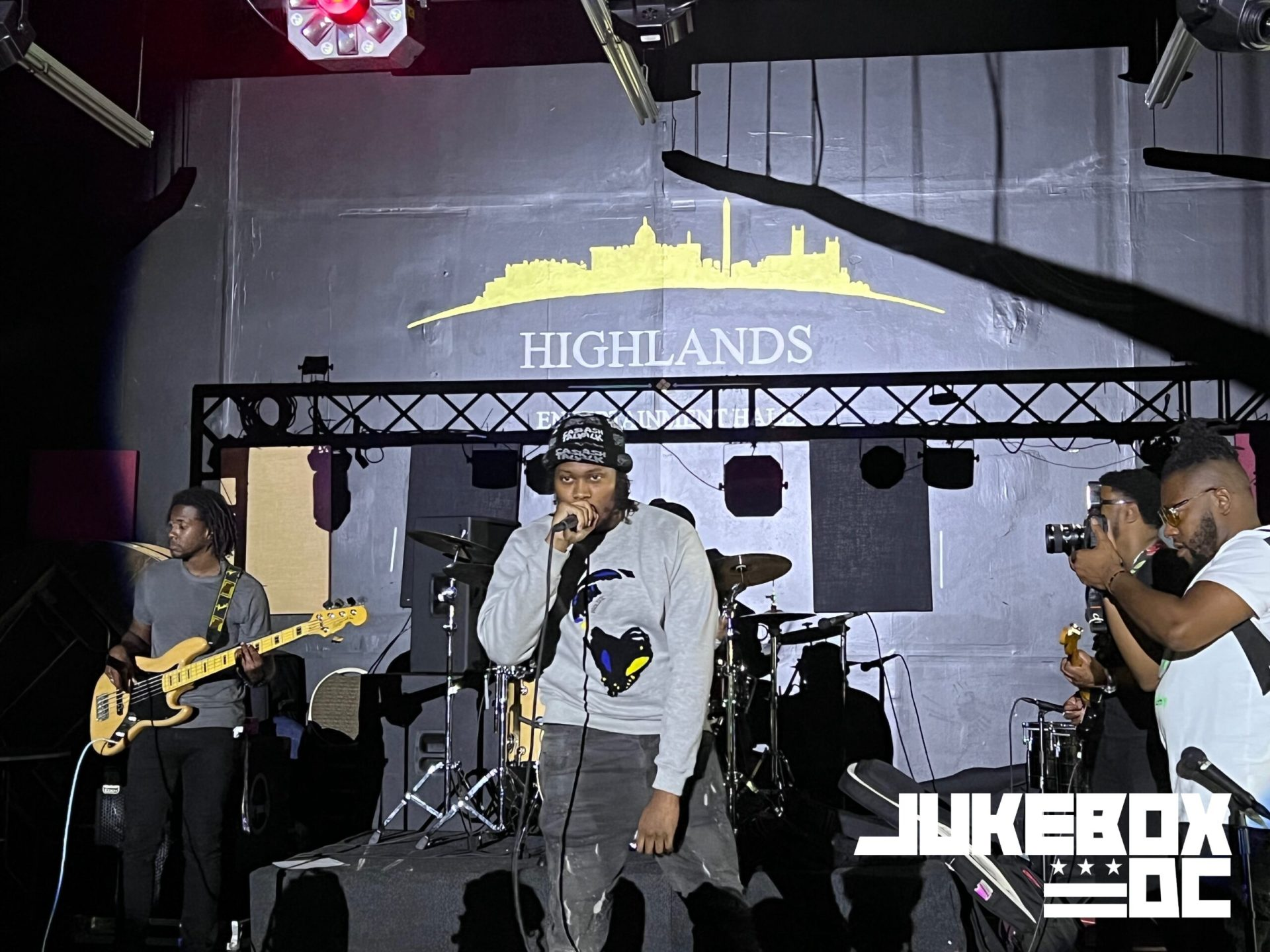 RECAP: Made In The DMV Presents Made Sessions (Art All Night)