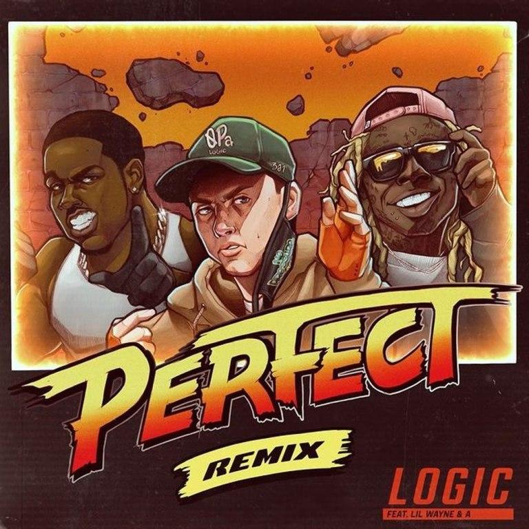 "Logic Feat. A$AP Ferg & Lil Wayne – ""Perfect (Remix)"""