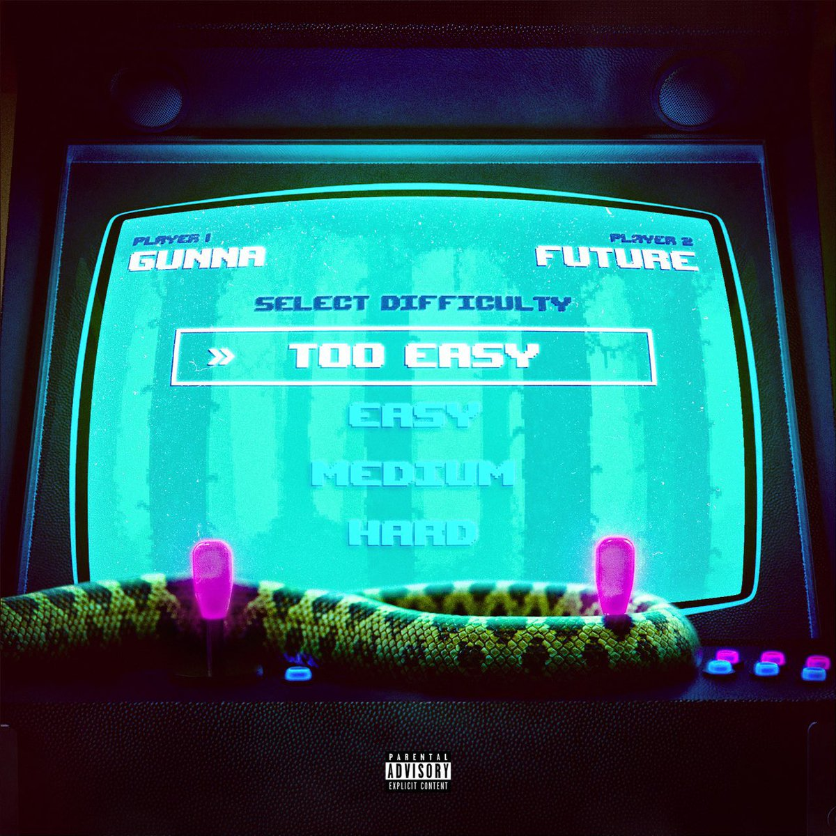 "Gunna Feat. Future – ""Too Easy"""