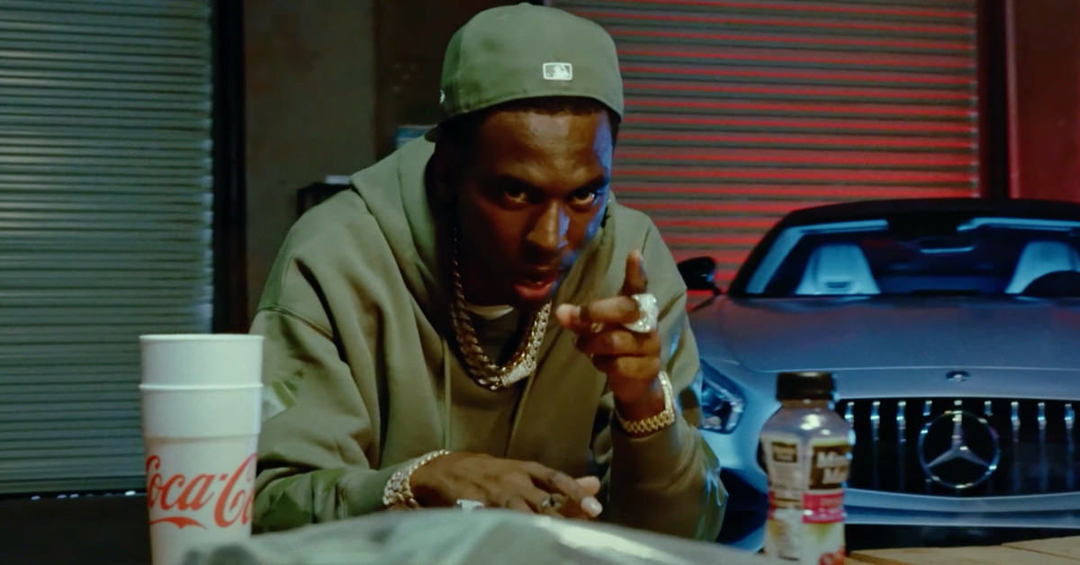"""Kenny Muney & Young Dolph – """"Ashtray"""" (Video)"""