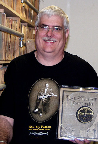 Record Dealer and collector John Tefteller