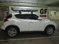 Is there a roof rack for the Juke???