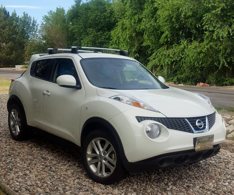 For Sale: 2014 Juke with Roof Rack