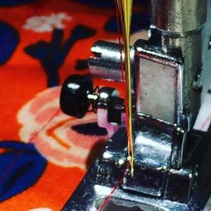 titanium coated sharp needle