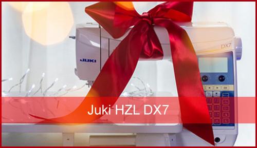 juki hzl dx7