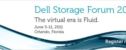 Dell Storage Forum: we'll be there!