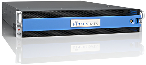 Video: Nimbus Data Systems, Inc.