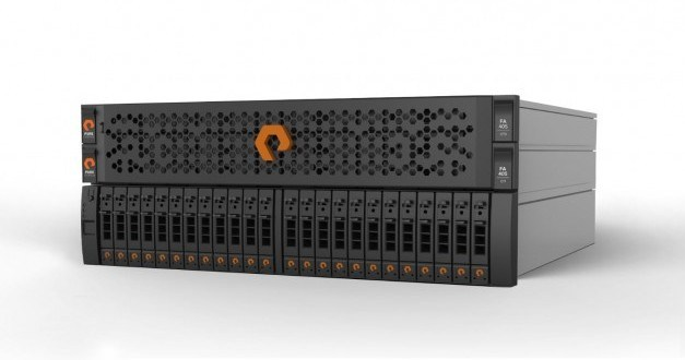 Pure Storage, next generation storage for the real world