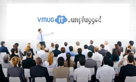 VMUG unplugged: l'unione fa la forza!