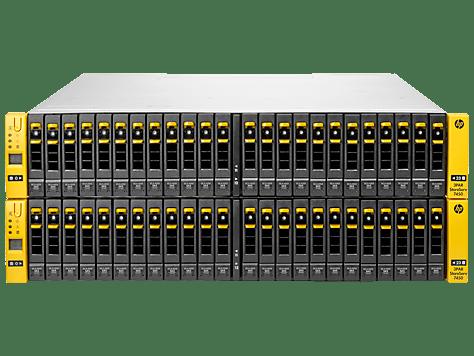 HP 3PAR, 360° storage