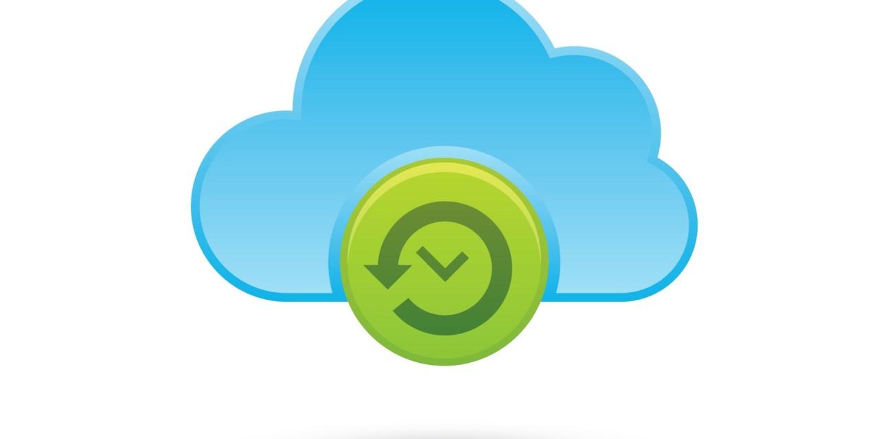 cloud-to-cloud backup