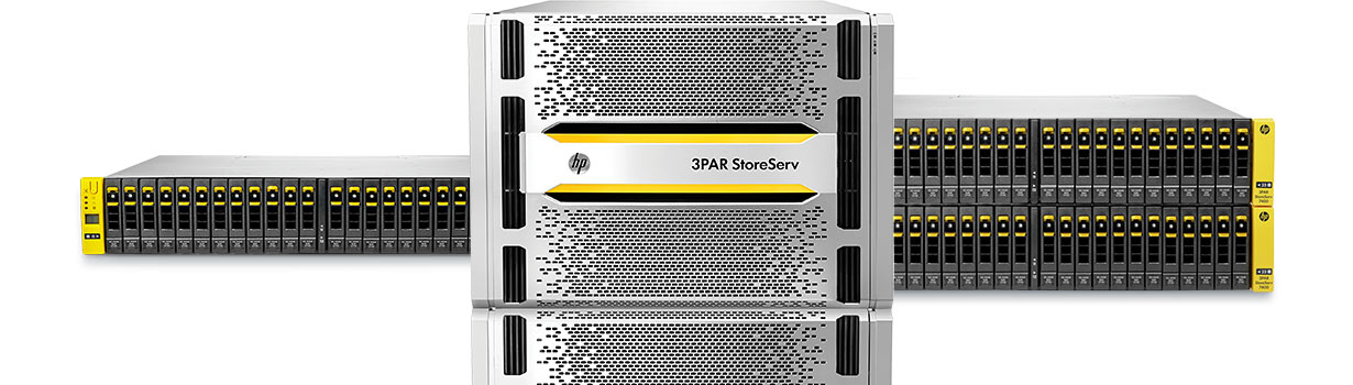 Il nuovo HP 3PAR StorServ 20800