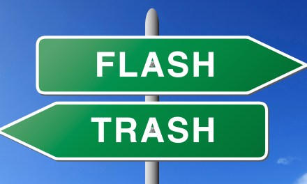 Flash & Trash? You could begin with Cache & Trash!