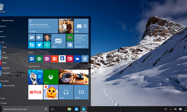 Ho installato Windows 10… e funziona!