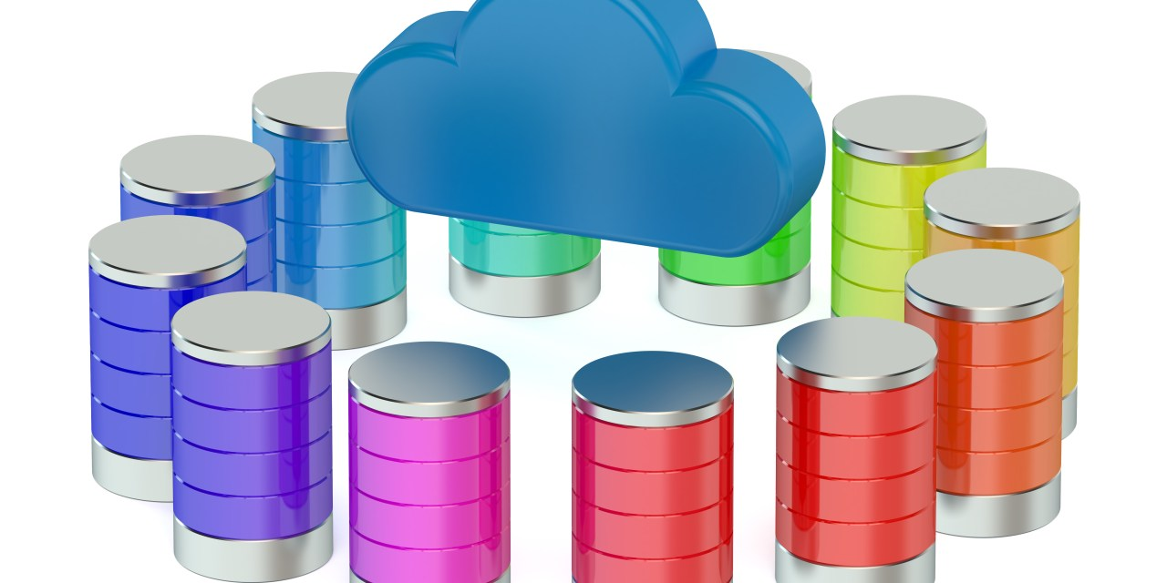 Cloudy primary storage…
