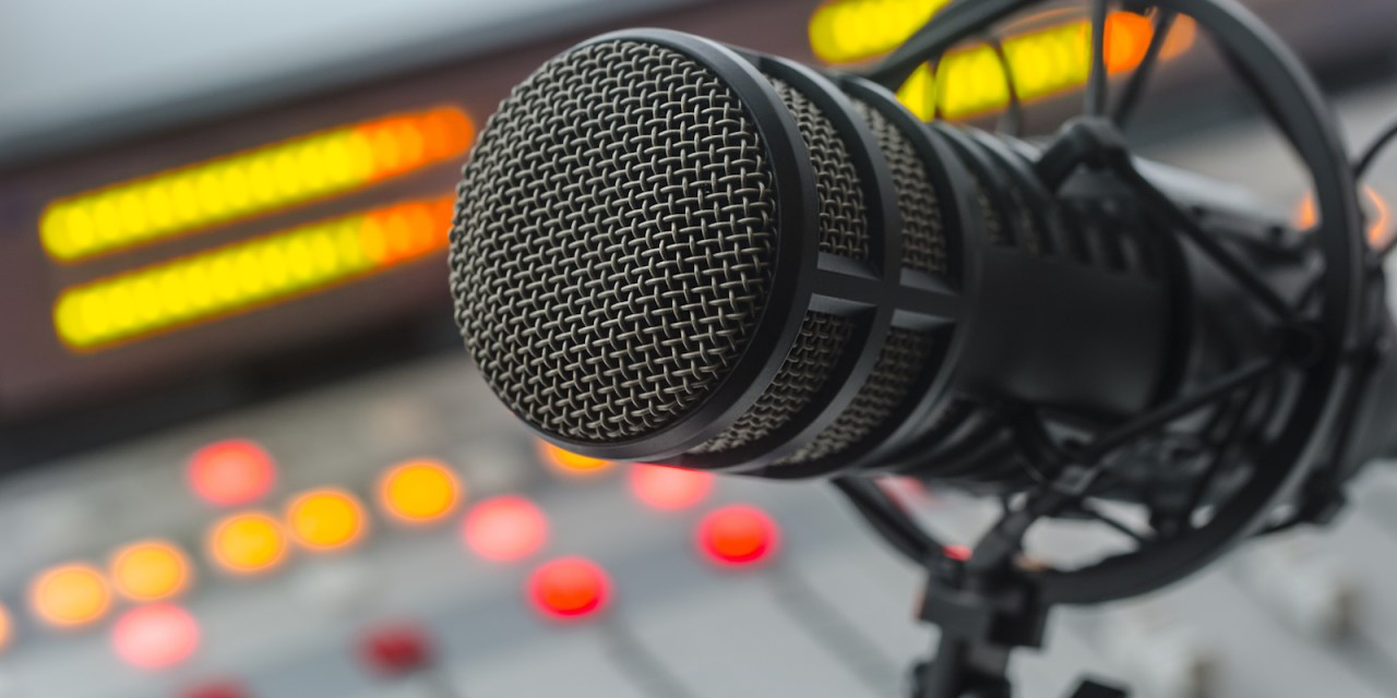 Podcasting Is The New Blogging, Introducing Data Driven Talk!