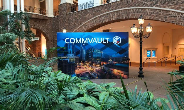 Not Your Father's Commvault