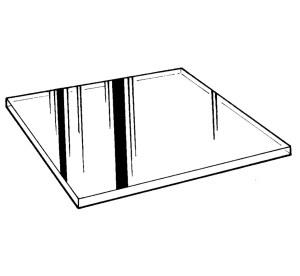 beveled glass mirrors