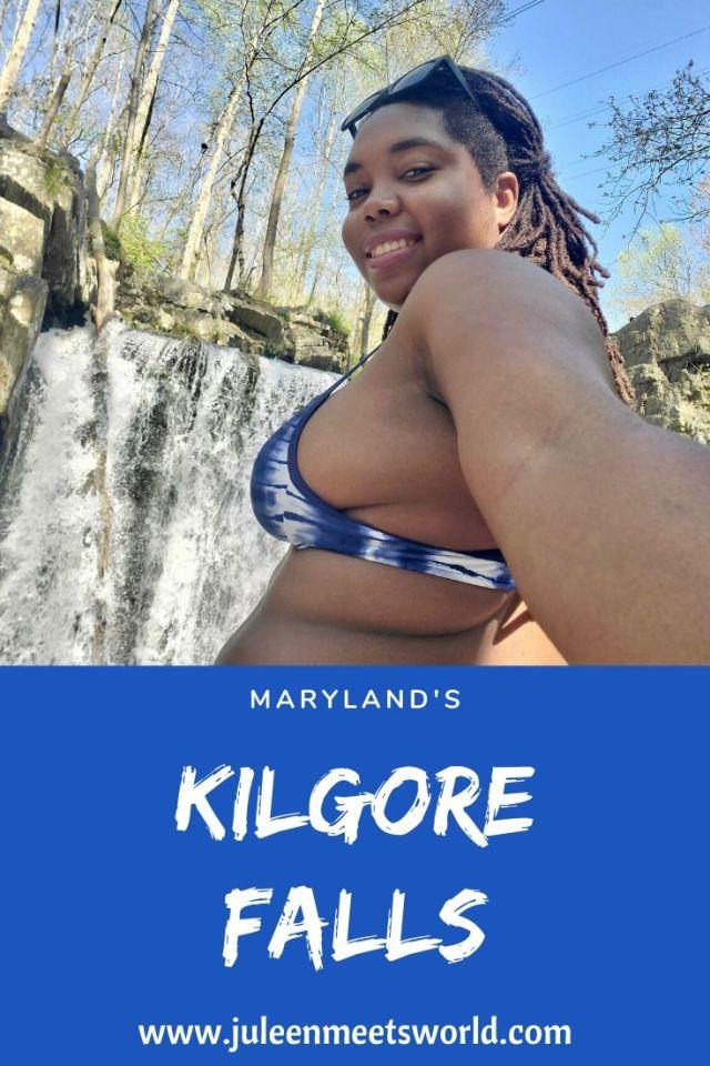 Kilgore Falls Pin