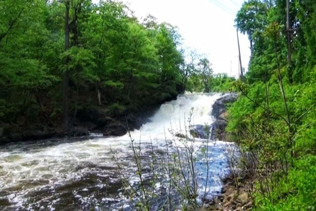 Boonton Waterfall New Jersey 01