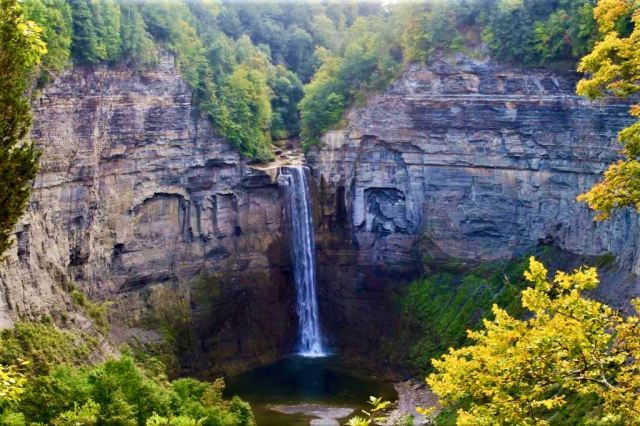 Taughannock Waterfall New York