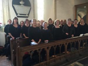 GWH Choir Wedding