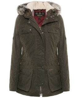 Barbour Brighton Parka Jacket