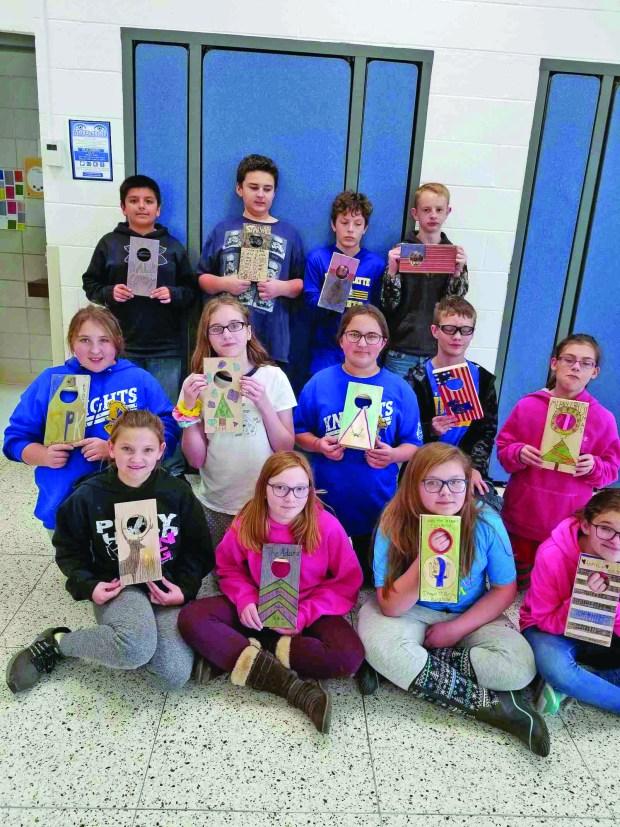 6th Graders Use Skills to Design