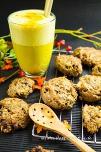 glutenfreie vegane Schokokekse - Jules HappyHealthyLife glutenfreier Food Blog