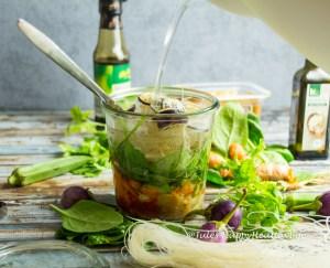 Miso Suppe To Go glutenfrei, vegan to go, zum Mitnehmen
