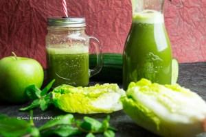 Minty Green Detox Juice