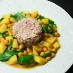 Vegan, gluten free Turmeric Chickpea Curry