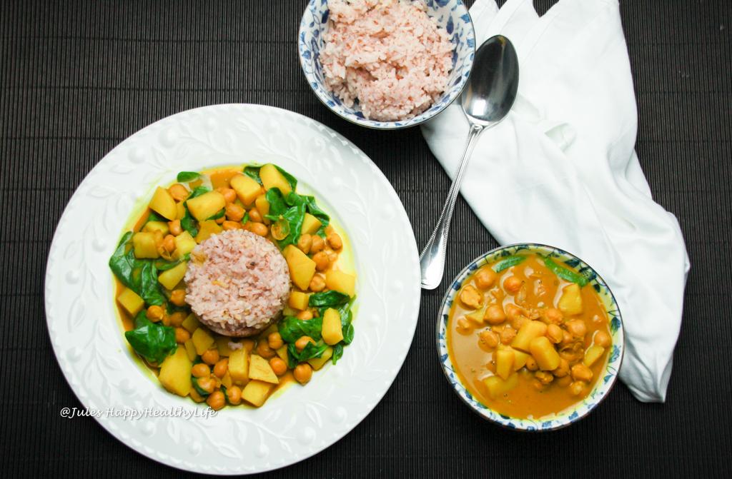 kurkuma kichererbsen curry glutenfrei vegan 6 jules. Black Bedroom Furniture Sets. Home Design Ideas