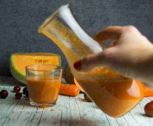 Vegan, gluten free Pumpkin Sweet Potato Detox Juice 5-day detox juice cleanse