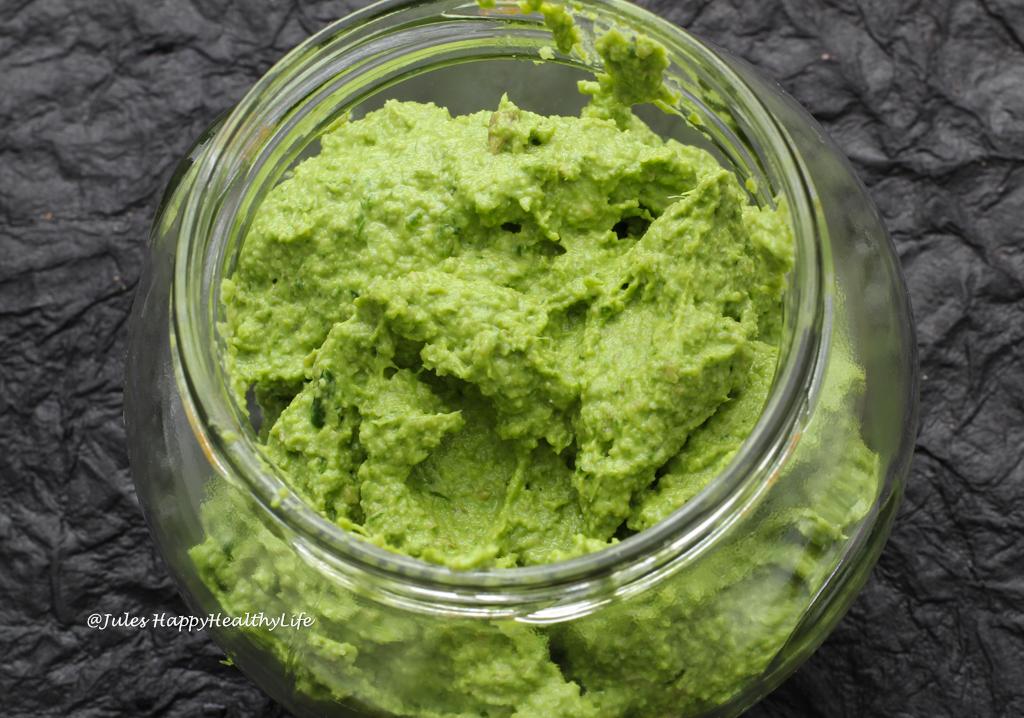 Veganes Bärlauch Pesto ist nussfrei