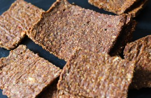 Healthy ingredients and superfoods in the Raw Italian Buckwheat Bread