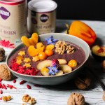 Recipe for Acai Bowl with Maca and Goji Berries - Superfood Bowl