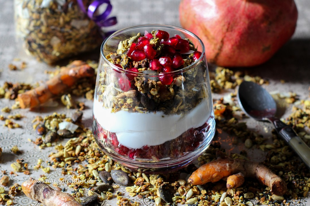 HEALTH ANGEL YOGA GRANOLA