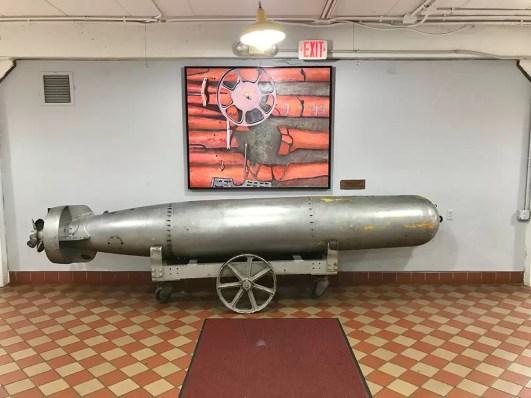 Torpedo at Torpedo Art Centre Alexandria