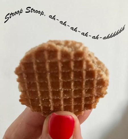 Stroop biscuit