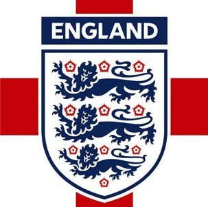 England shirt detail