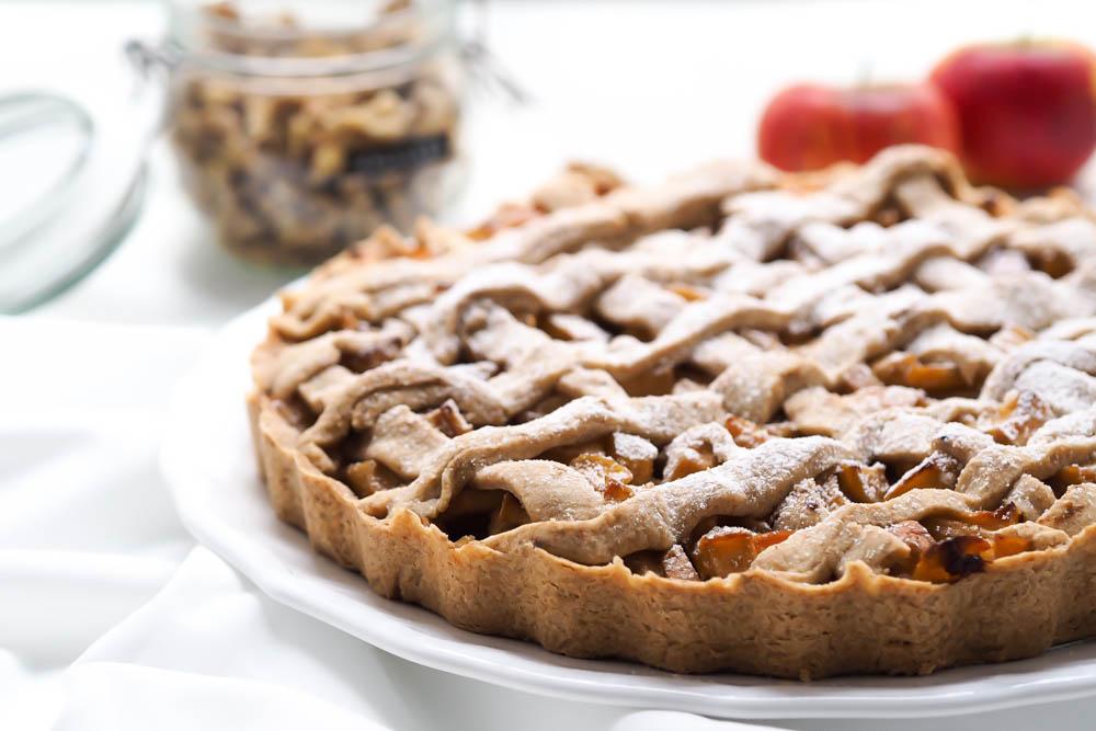 Apfelstrudel-Pie