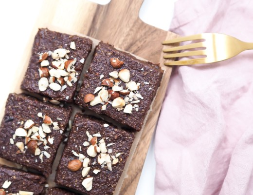 Rohvegane Brownies