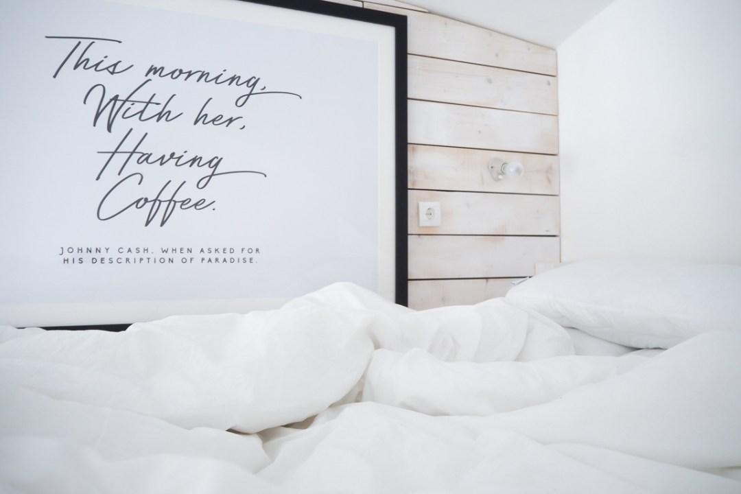 Ein Schlafzimmer Update: Ich Träume...