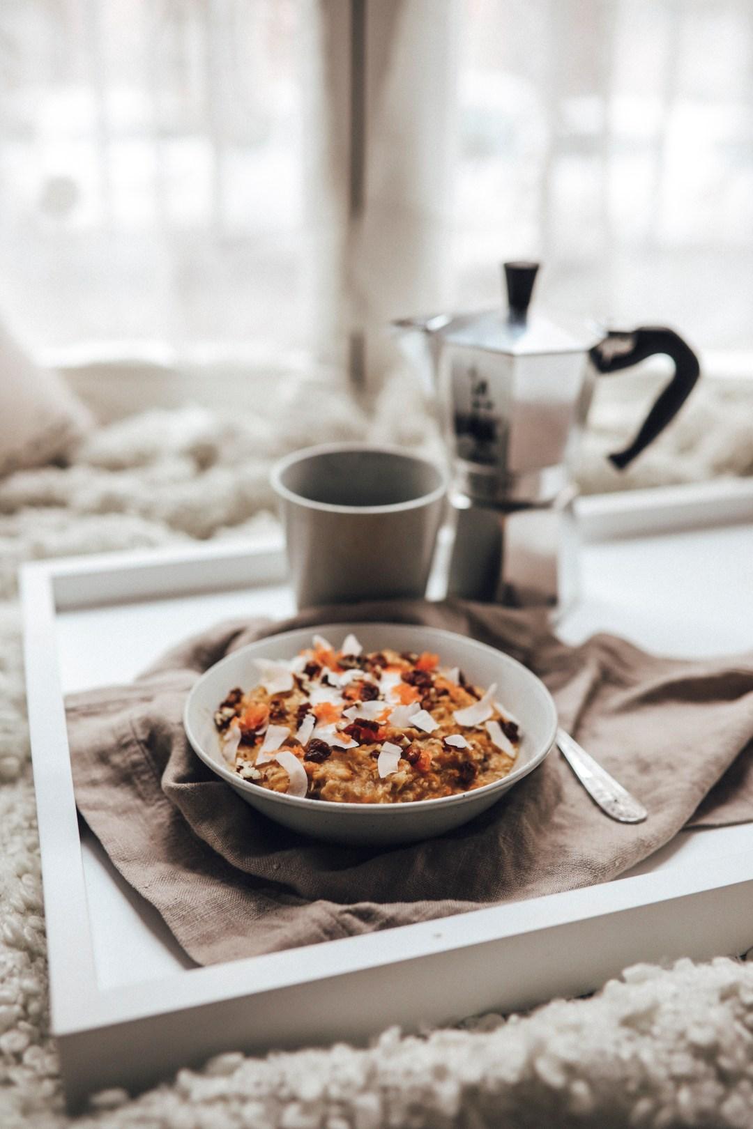 Carrot-Cake Porridge