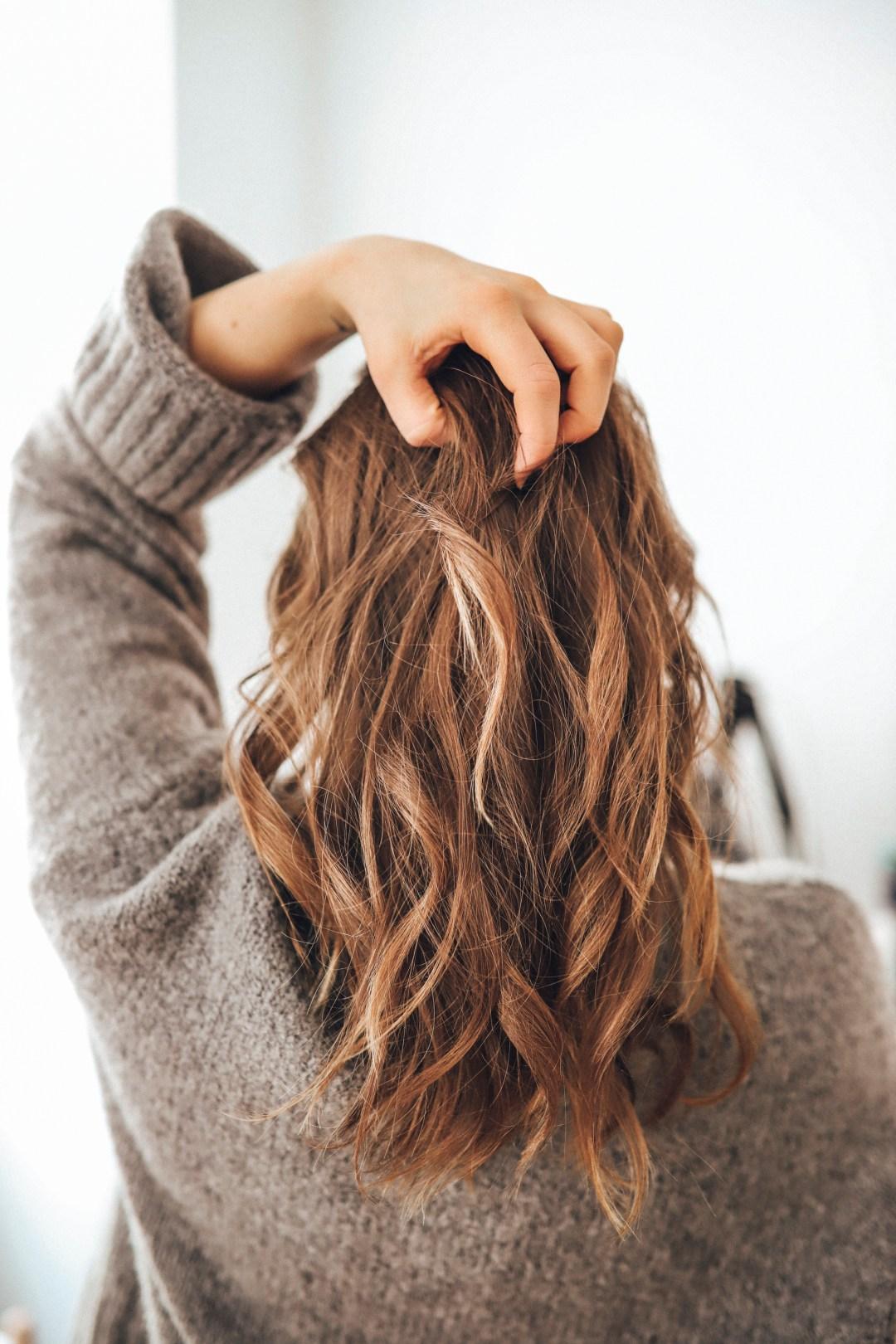 Roggenmehl Haarwäsche