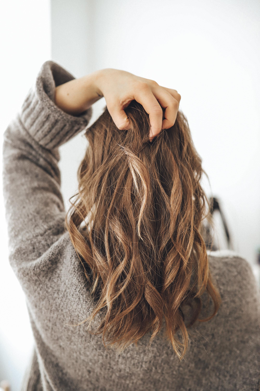 15 Monate Roggenmehl Haarwäsche Julesvogel