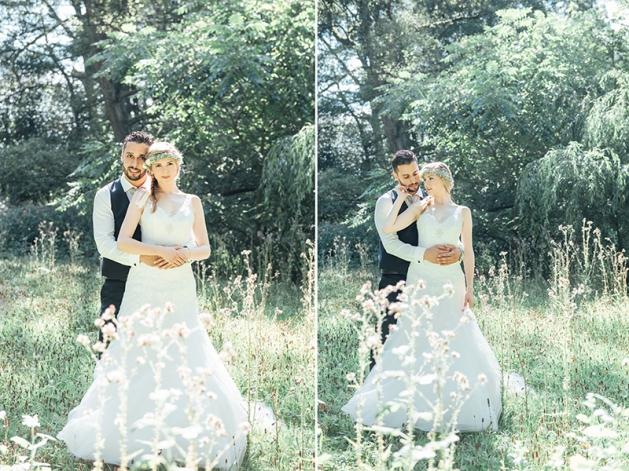 Hochzeitsfotograf Dortmund  Hochzeitsfeier im Storckshof