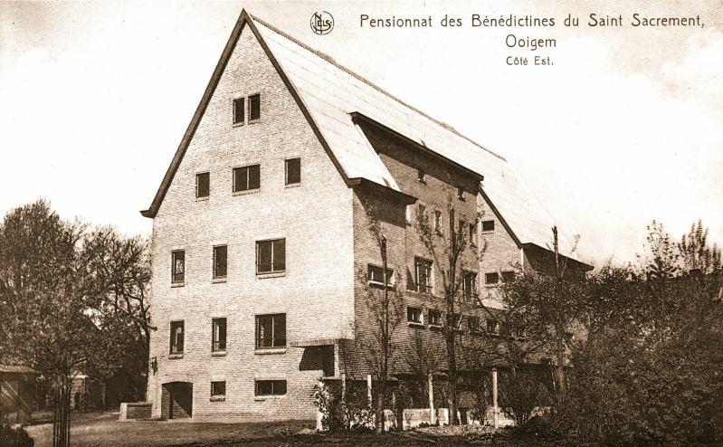 Uitnodiging Herdenking Zusters Benedictinessen - 01/11/2020 - Ooigem